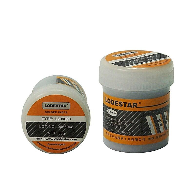 100% Original Solder Flux Paste L309050 50g BGA  Repair   Cream Welding Seal Grease Tools SMD