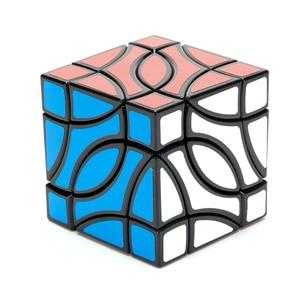 Image 2 - LanLan Pesci 4 Angolo Cubo Magico Due Pesci Professionale Neo di Velocità Di trasporto Puzzle Antistress Giocattoli Educativi Per I Bambini