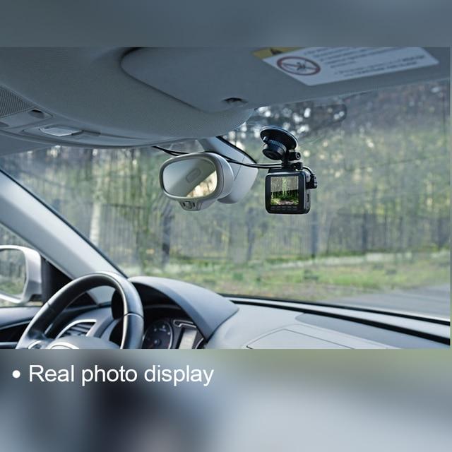 AZDOME Wifi visión nocturna Dashcam GS63H 4K coche Dvr Monitor de aparcamiento cámara de salpicadero vehículo cámara de visión trasera lente Dual GPS 24H Monitor
