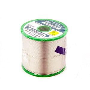 Image 4 - Fil à souder hifi 0.8mm produit scintillant japonais contenant de largent 3% fil à souder de haute qualité un lot de 5m