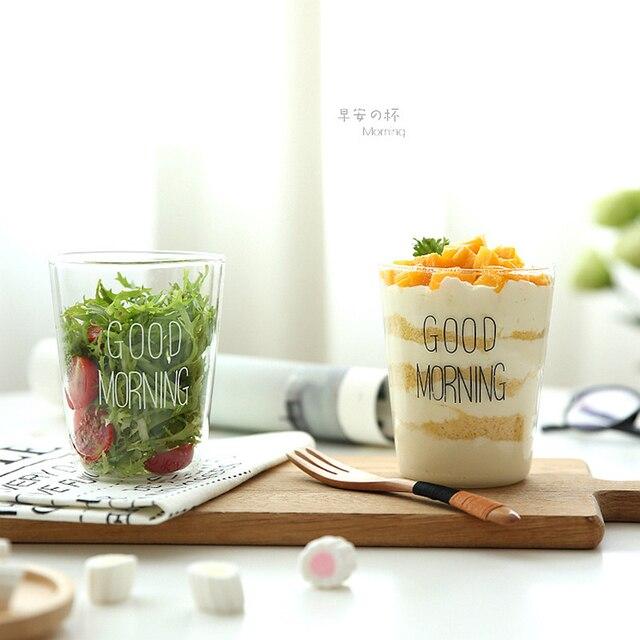 Homies tasse en verre Pyrex créative   Tasse de lait, tasse de petit déjeuner, tasse de café, tasse de boisson, tasse de jus