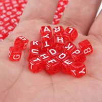 6x6mm Red