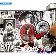 Stickers Pack Decals Laptop-Luggage-Case Horror Manga Bike Phone Waterproof Spira