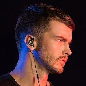Image 5 - חדש OS1 6D באוזן סטריאו אוזניות אוזניות Wired בקרת בס קול אוזניות עבור iPhone Xiaomi Huawei 3.5mm סוג c אוזניות