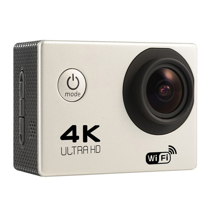 Wireless Wifi Action Camera HD 4K Waterproof Wide Angle 2.0 Inch Screen For Outdoor Sports UND Sale