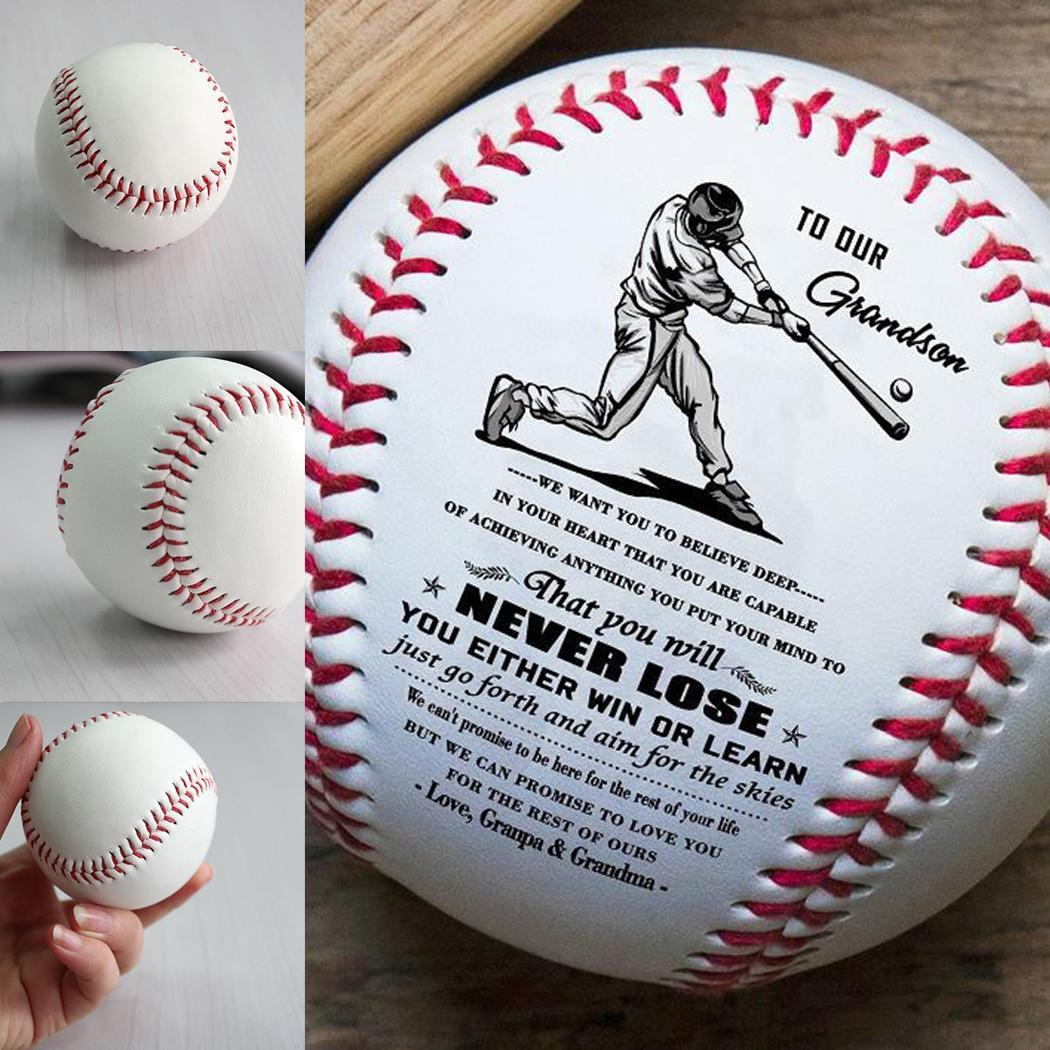 9 Inch Rubber Foam Soft Baseball Outdoor As Picture Child Training Safety Ball