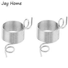 1 шт металлический палец свинцовое кольцо Вязание наперсток