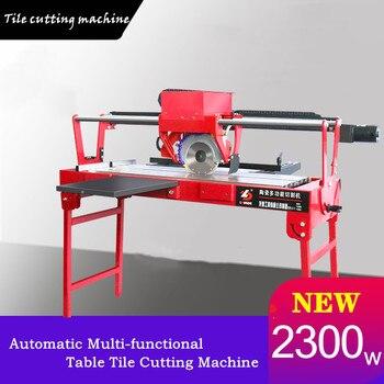 Automatic1200 yeni otomatik çok fonksiyonlu masa karo kesme makinası elektrikli su kesici taş 45 derece pah kırma makinesi|Elektrikli Alet Aksesuarları|   -