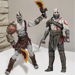 God of War Figure Kratos Figure Ghost of Sparta Kratos Action Figure Collectible Model Toy