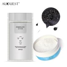 Nose-Mask Treatment Acne Facial Beauty Auquest White for Blackhead Pimpime Comedone Teeth-Powder