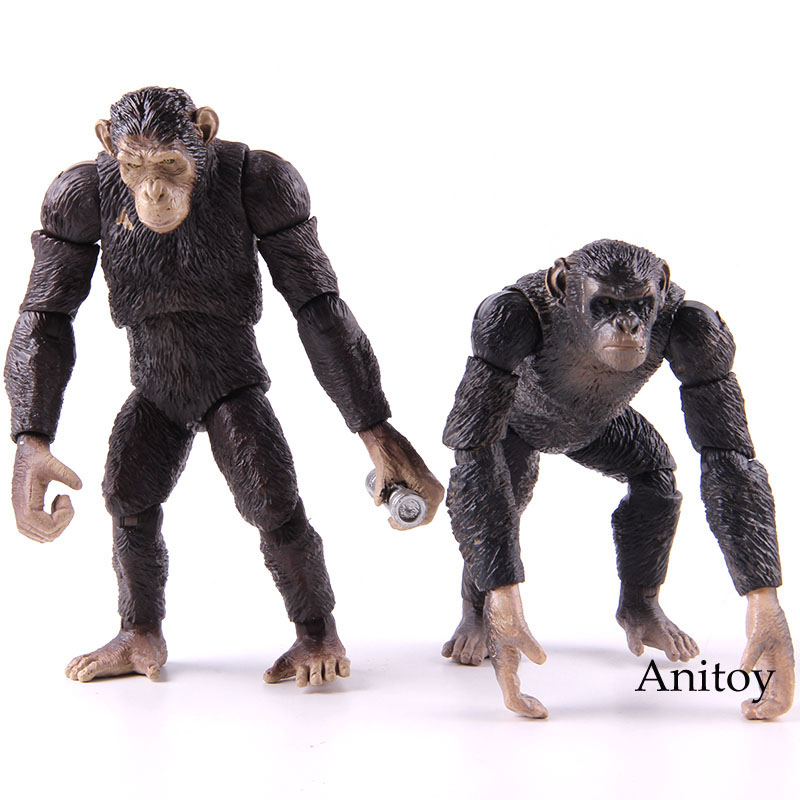 Rise Of The Planet Of The Apes Caesar Koba Action Figure Movie Pvc Collectible Model Toy Decoration Doll Buy At The Price Of 17 52 In Aliexpress Com Imall Com