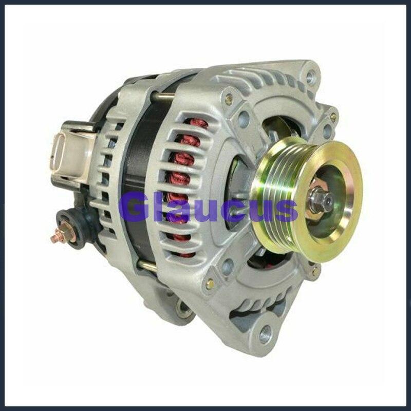1MZ 1MZFE เครื่องยนต์เครื่องกำเนิดไฟฟ้ากระแสสลับสำหรับ TOYOTA HIGHLANDER 3.0L 3.0 L V6 2001 2002 2003 104210-3043 104210 -3042 104210-3041