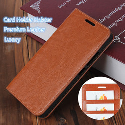 Premium Leather Case for Oneplus 7T 7 T Pro 3 T 5 5T 6 6T Wallet Cover Case flip case card holder cowhide holster Coque Fundas