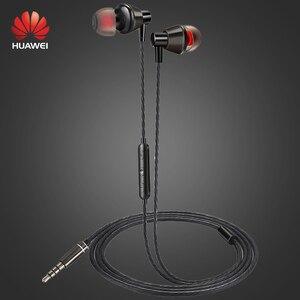 Huawei Earphones Original In-Ear Sport Earphone Wired with Mic Michpone Headphones Gamer Music Business Headset P30 pro Honor