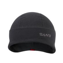 Unisex Winter Soft Polar runo ciepła czapeczka jednokolorowa zagęszczona wojskowa armia czapka typu Beanie wiatroodporna Outdoor Hearwear tanie tanio CN (pochodzenie) Stałe Termiczne