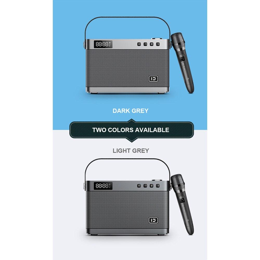40 Вт беспроводной Bluetooth 5,0 динамик высокое качество для живой музыки инструменты Открытый домашний DSP HIFI портативный Бас Сабвуфер - 6