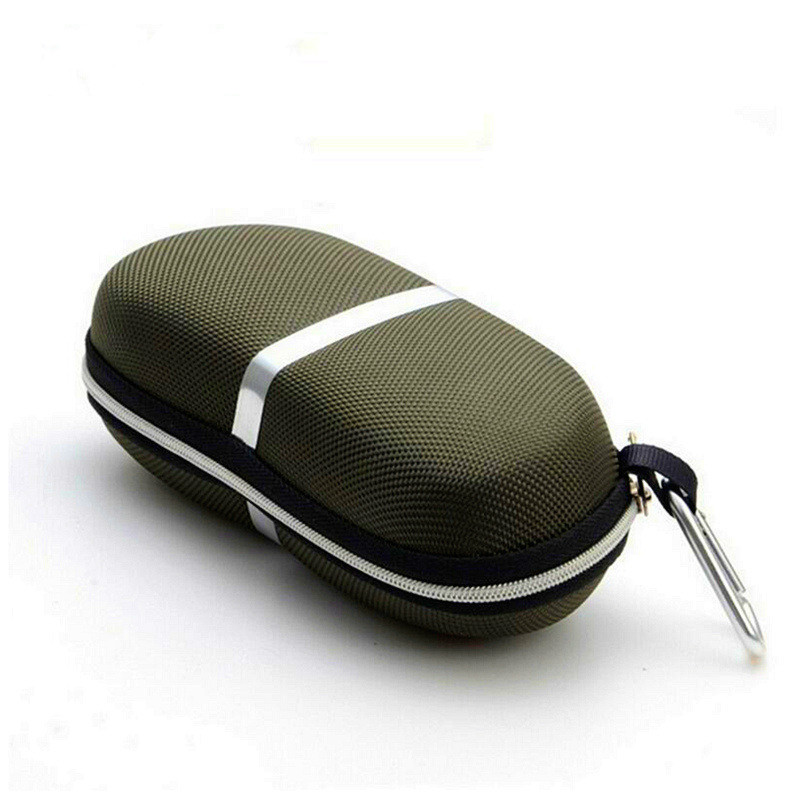 Fashion Eyewear Cases Cover Sunglasses Case For Women Glasses Box With Lanyard Zipper Eyeglass Cases For Men