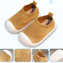 Spring Kids Shoes Sneakers Toddler Boys Girl Casual Children Soft-Sole Infant Baby New