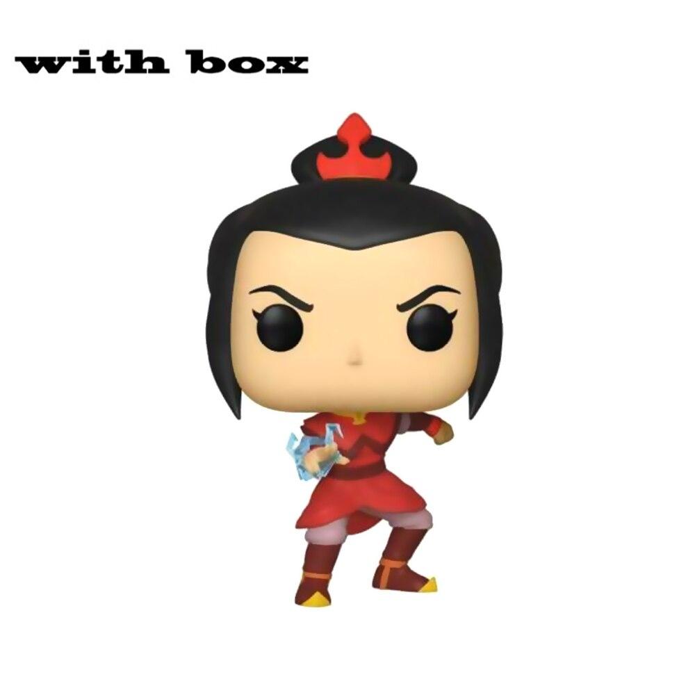 POPThe Last Airbender Azula #542 с коробкой виниловые экшн фигурки и игрушки коллекционные модели игрушки для детей Игровые фигурки и трансформеры      АлиЭкспресс