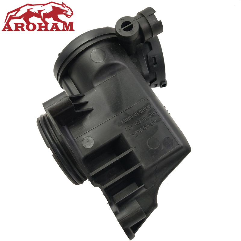 Aroham High Quality 036103464AH Crankcase Vent Valve For VW/VolksWagen Golf V Polo Skoda Seat 1.4 16V