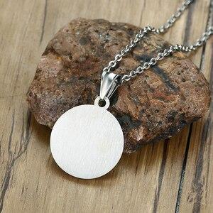 Image 3 - 4 Qul ожерелье Мусульманский Исламский хадж Умра серебряный цвет CZ камень кулон мужские ювелирные изделия