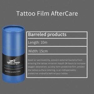 Image 2 - 防水タトゥーフィルムアフターケア保護スキン治癒タトゥー粘着包帯修理タトゥーアクセサリー