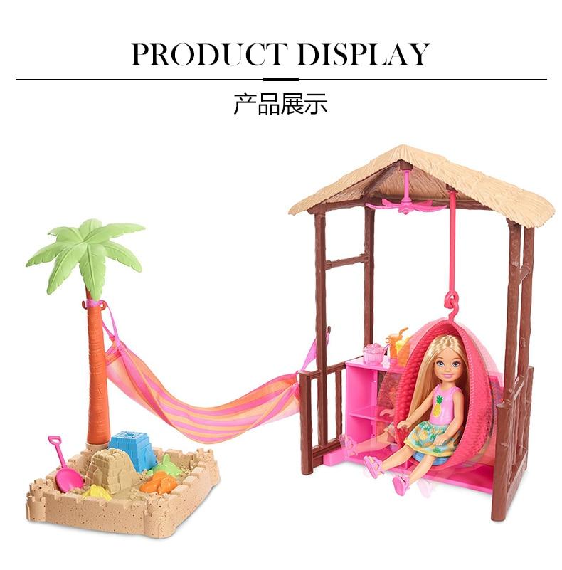Original Chelsea Club Barbie Dolls 7