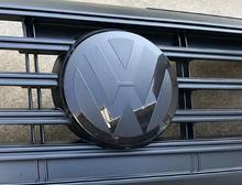 Vorne Grill Badge Logo Emblem Spiegel logo für Golf 7 5 2018-2020 cheap CN (Herkunft) 1inch Volkswagen Embleme