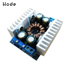 DC-DC 10A Buck Boost Converter Step Up Down regulator Module for LED Driver US dc dc step up boost 2 24 v 5 28 v connect modulo for caricatore