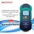 Многофункциональный металлоискатель MASTECH MS6906 3 в 1  тестер на шпильки для дерева  сканер напряжения переменного тока  промышленный датчик