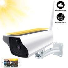 Наружная беспроводная камера с питанием от солнечной батареи