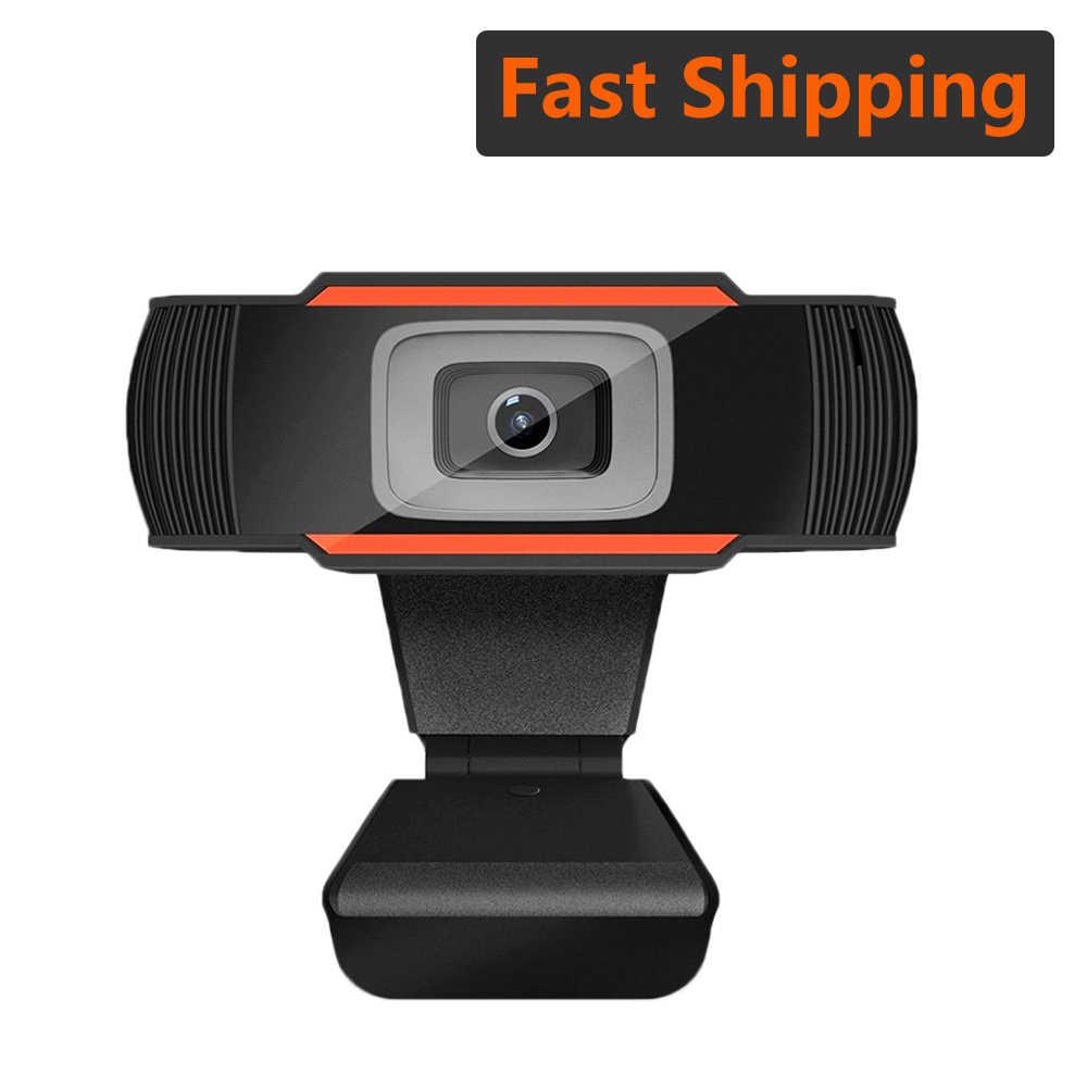 Веб-камера USB2.0 компьютерная сеть Live 1080P камера сетевая камера Бесплатный привод USB камера Hd камера с микрофоном для MSN Skype рабочего стола