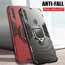 honor 10i Case For Huawei case Armor Ring Magnetic Car Hold Bumper Protection Phone Cover