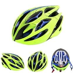 Kask rowerowy kask rowerowy bezpiecznie Cap dla mężczyzn Ultralight EPS + osłona z poliwęglanu MTB Road kask rowerowy integralnie formowany