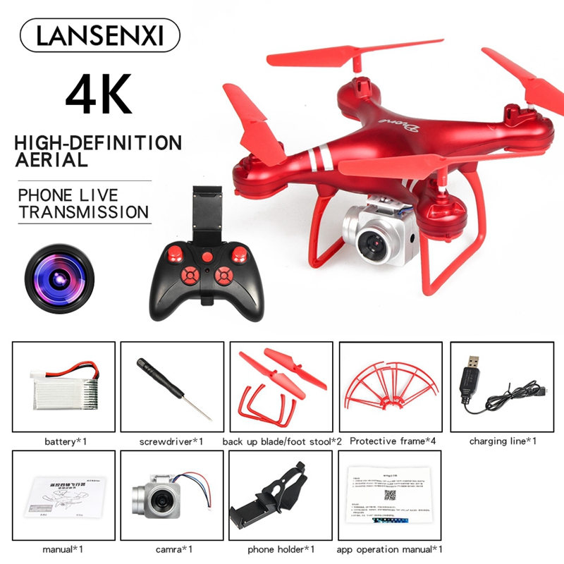 Drone 4k Rc Helicopter Profissional Drone Gps Drone With Camera HD Fpv Drones camera Gps Rc Helicopter Mini Dron Quadcopter Toys