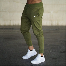 2019 Men Joggers Brand Male hombre Trousers Casual Pants Swe