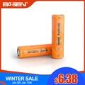 BASEN 2019 18650 3000 мАч Высокая мощность разряда 30A большой ток перезаряжаемые батареи высокого разряда батареи для фонарика