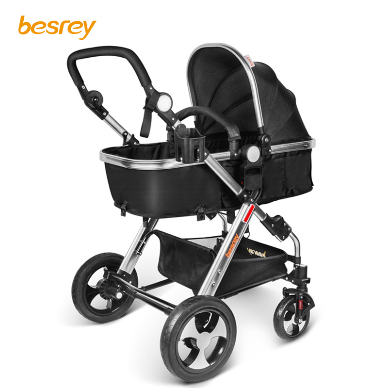 Caretero JEANS PUSHCHAIR LIGHTWEIGHT BABY STROLLER BUGGY Next Day Delivery