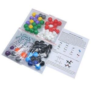 Image 5 - مناسبة لمعلمي المدارس الثانوية والطلاب مجموعة نموذج جزيئي مجموعة الكيمياء العالمية والعضوية مدرسة تعليم التعلم