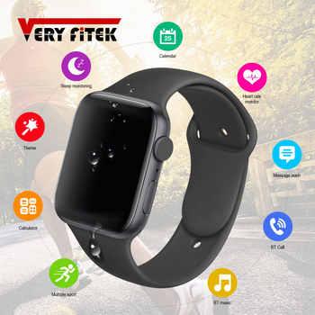 2020 IWO PRO Smart Uhr Bluetooth Anruf 44MM IP67 Herz Rate Monitor Uhr Männer Frauen Zifferblatt Antwort Anruf Smartwatch PK IWO 12