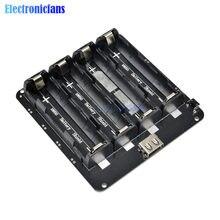 ESP32 ESP32S 18650 batería de litio escudo V9 5V/3A 3V/1A Micro banco de energía USB Módulo de placa de expansión para Raspberry Pi Wemos Wifi
