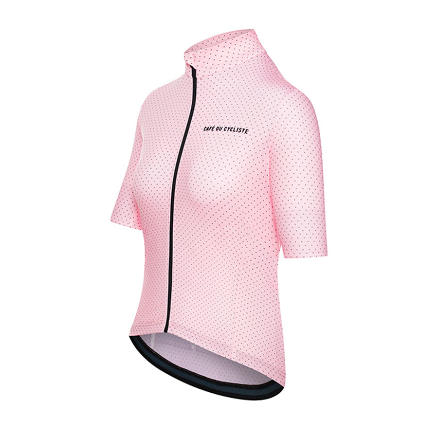 Cafe Du Cycliste Cycling Jersey Women Top Short Sleeve Bike Shirt Summer Bicycle Clothing Breatahble Camisa Mtb Maillot Cyclisme in Cycling Sets from Sports Entertainment