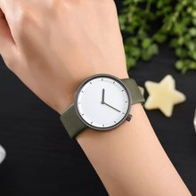 2018 New Men Watches Women Casual Sports Clock Wrist Watch Mens Relogio Feminino Unisex PU Leather Quartz Watch Relojes 1 pair couple lover watches quartz dial clock pu leather wristwatch relojes watch women men fashion luxury relogio feminino saat