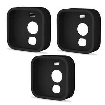 Silikonowa skóra zamiennik dla Blink zewnętrzna kamera bezpieczeństwa silikonowa obudowa ochronna odporna na warunki atmosferyczne dla aparatu Blink tanie i dobre opinie KKMOON CN (pochodzenie)
