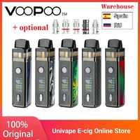 Spanien Auf Lager!! VOOPOO VINCI Mod Pod Vape Kit w/1500 mAh Batterie & 5,5 ml Pod Elektronische Zigarette Vape Kit Vs drag Nano/Drag 2