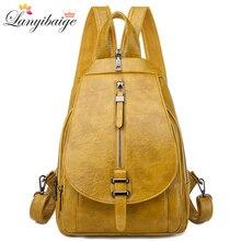 Leather Backpacks High
