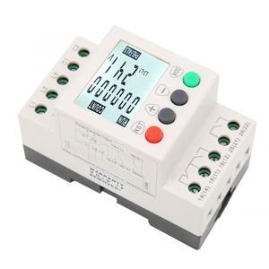 Image 2 - JVR800 2 저전압 보호 장치 3 상 전압 모니터링 시퀀스 보호 릴레이
