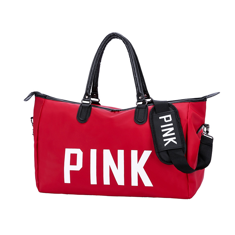 2019 New Sequin Travel Bag Men's And Women's Fitness Bag Shoe Compartment Luggage Bags Waterproof Training Yoga  Gym Bags