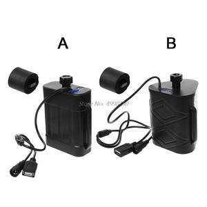 Image 2 - Waterproof 2x 26650/8.4V 3x 18650/26650/12V Battery Storage Box Mobile Power Bank Storage Box USB Charger for Smartphone