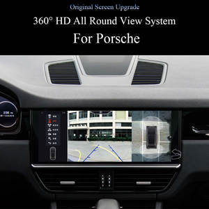 Car-Camera Driving-Recorder Porsche Macan Cayenne Reversing-Image-System Blind-Zone 360